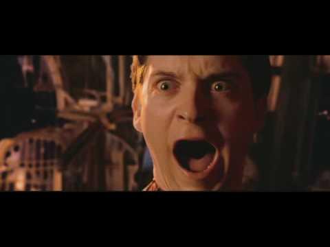 Peter Parker's Shout