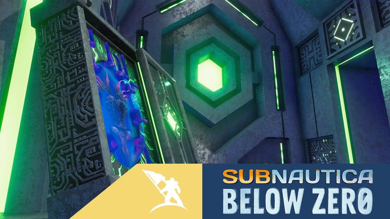 Subnautica: Below Zero Seaworthy Update