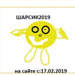 ШАРСИК2019