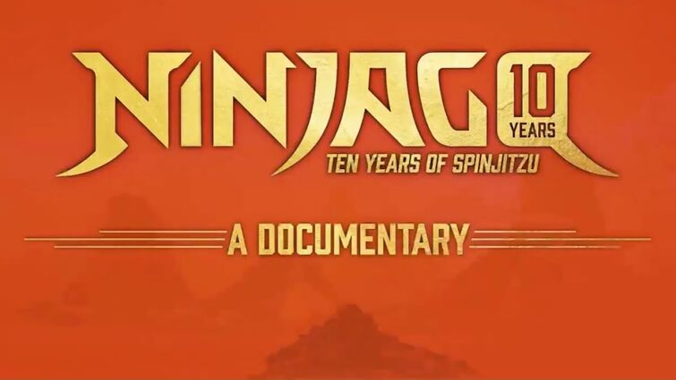 NINJAGO | 10 Years of Spinjitzu: A Documentary COMING SOON!