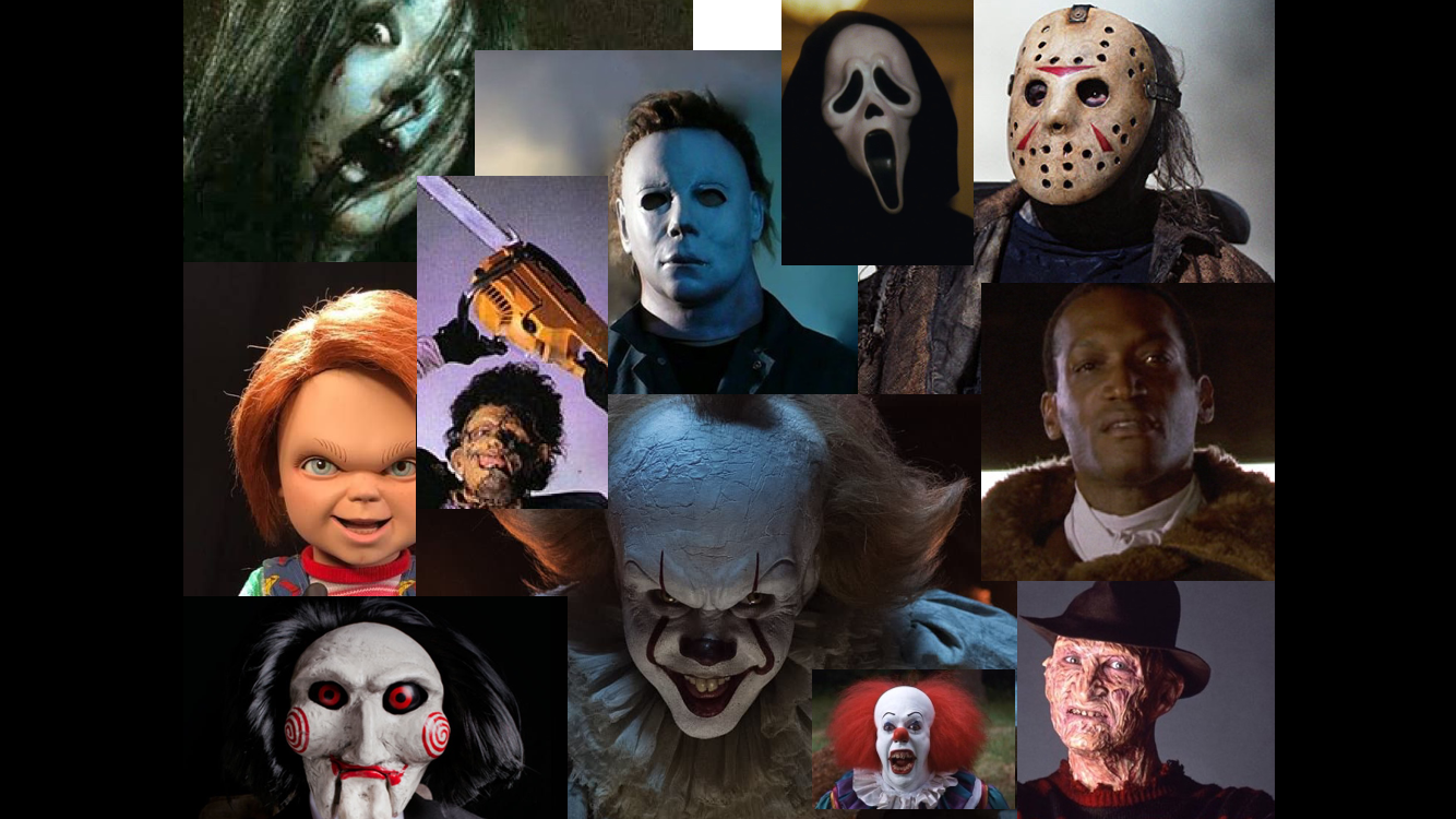 Who else thinks there should be a official movie that has all iconic horror movie characters.