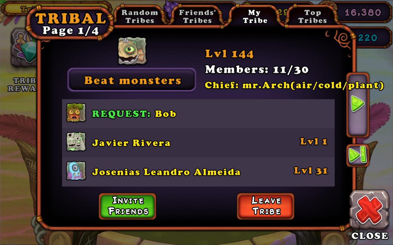 Bob pls choose a monster we don't have