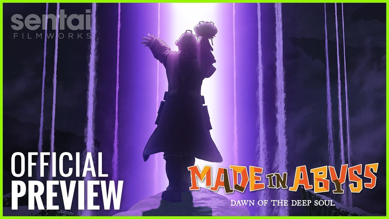 MADE IN ABYSS: Dawn of the Deep Soul Official Preview