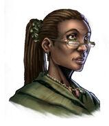 PF Frau mit Brille