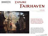 Explore Fairhaven