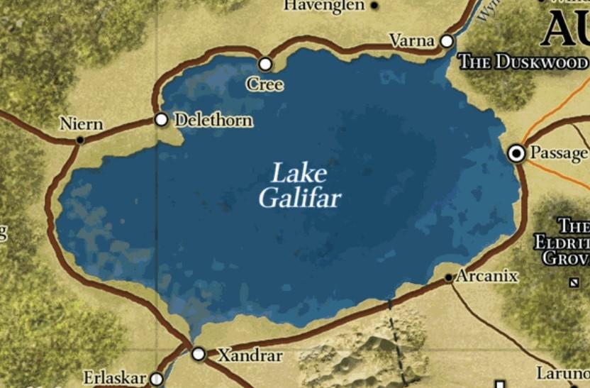 Lake Galifar