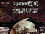 Whispers of the Vampire's Blade