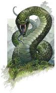 Dream Serpent Eberron
