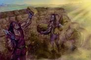 Syrkarn Humans and Eneko
