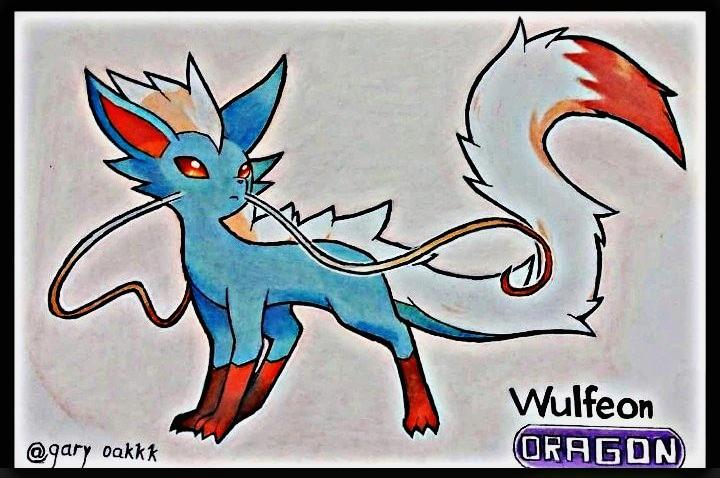 Wulfeon: Fakemon Contest Entry