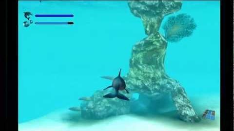 Ecco the Dolphin - Defender of the Future (Gameplay)