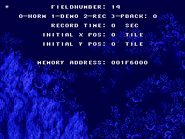 Ecco - The Tides of Time MD DemoRec