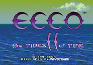 Ecco - The Tides of Time Genesis Title