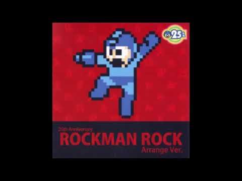Megaman Elecman ~ Clashman ~ Magnetman Medley 25th Anniversary Rock Mix