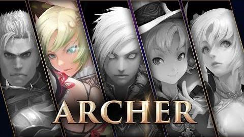 Echo of Soul Class Overview - Archer