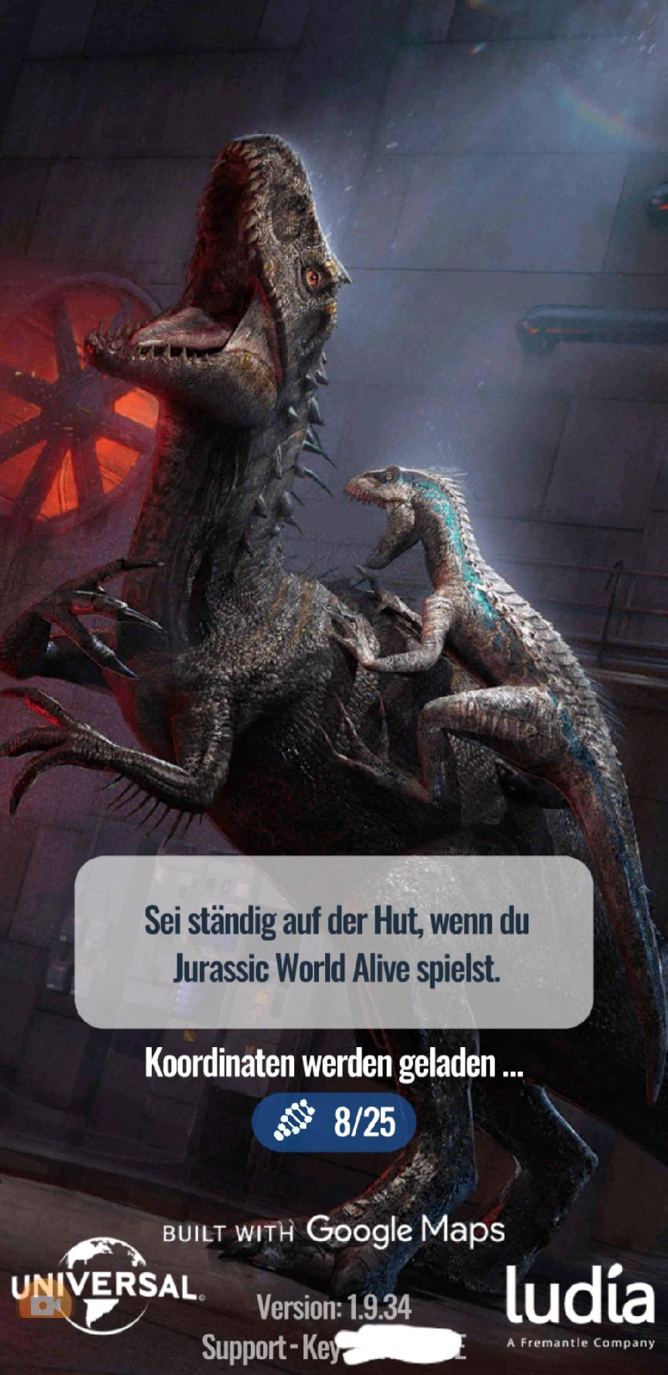 Jurassic world alive