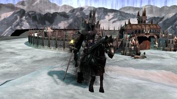 Ring Mounted