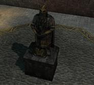Dwarven Heroic Statue
