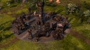 Isengard camp