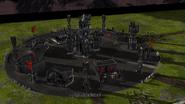 Mordor castle