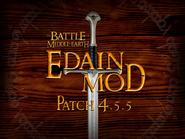 Edain splash 4.5.5