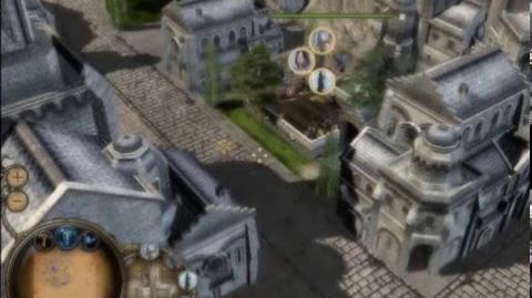 Minas Tirith - Archery Range