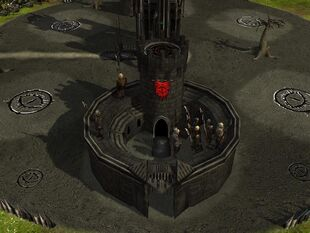 Barracks Level 1