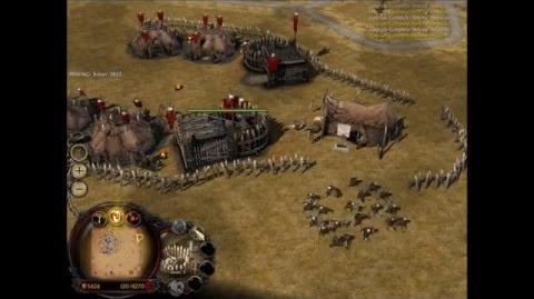 Minas Tirith - Orc Camp