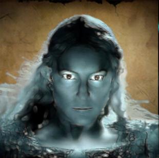 Storm Queen Portrait