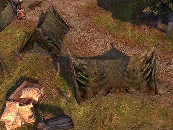 Troop Tents