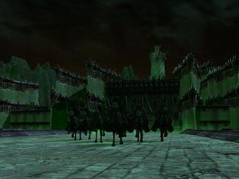Edain Nazgul leaving Minas Morgul.jpg