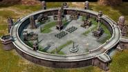 Gondor castle
