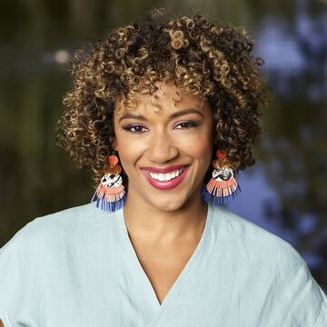 Dayna Isom Johnson, a judge on Making It on NBC