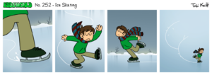 ComicNo252IceSkating
