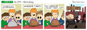 ComicNo244Matt'sGiving