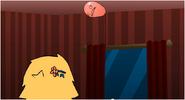 AnimationBalloonHeadFredStuck