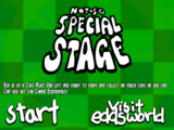 Not-so Special Stage