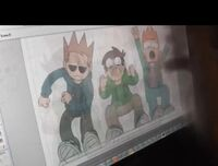 Edd, Tom and Matt in FunDead