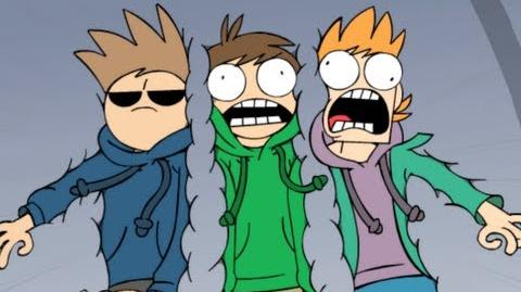 Eddsworld - Space Face (Part 2)-0