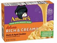 Annie's mac and cheese