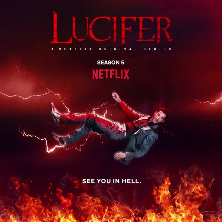 Lucifer on Twitter