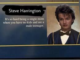 Steve Harrington: The best character development to ever happen in a TV series