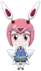Pino Anime Render