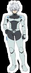 Justice Anime Render