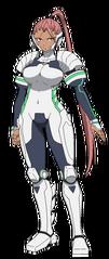 Valkyrie Yuna Anime Render