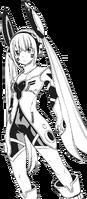 Edens Zero Hermit Battle Dress