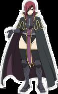 Elsie Anime Render