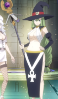 Witch Outfit Anime