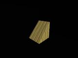 Wooden Planks Ramp