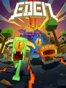 Eden World Builder Update 2.0 Poster